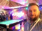 DALBY man Brendan McDonald was taken behind the scenes of Google's national headquarters last week.