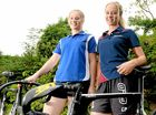 ROCKHAMPTON Cycling Club's Brooke and Lara Tucker have stamped their class at the DISC Velodrome in Melbourne on the weekend.