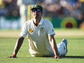 """MITCHELL Johnson says the time is right to """"say goodbye"""" to international cricket."""