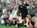 All Blacks legend Jonah Lomu has passed away in Auckland today at the age of 40.