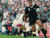 FORMER All Blacks team-mate Josh Kronfeld and ex-New Zealand coach Graham Henry have led the tributes to Jonah Lomu, who has died aged 40.