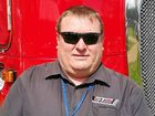REPRESENTING the PACCAR brand at the Deniliquin Truck Show and Industry Expo in late September was Gary Nickson of Graham Thompson Motors (GTM).