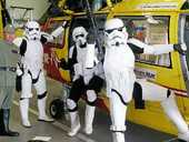 DON'T be a rebel, join the Galactic Empire's forces this December, for a good cause.