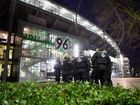 A SECOND stadium in Hannover has been evacuated, amid reports an ambulance and a rescue vehicle are being checked for explosives.