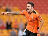 BRISBANE Roar striker Jamie Maclaren is ready to make a strong return to the A-League against Melbourne City at Suncorp Stadium tonight.