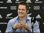 Richie McCaw has paid his own tribute to former teammate Jonah Lomu on the day he retired from the game.