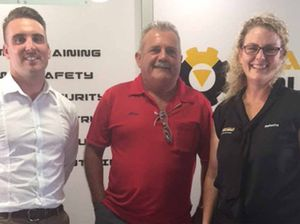UNDERSTANDING ALCOHOL: Railway Hotel venue manager Ryan Hamrey, Elders Real Estate principal Peter Moss and Macville Holdings Natasha Many. Many are looking forward to the Drink Safe Night on November 26.