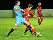 FOOTBALL: Nambour Yandina United were once a force in state and local leagues and new coach Ian Runcie is determined to make the club a heavyweight once again.