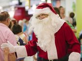 IF YOU'VE made your list and checked it twice, Grand Central Shopping Centre is the place to be today as Santa is bringing Toowoomba his Christmas cheer.