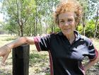 MOVING FORWARD: Takura woman Jan Cole spent nine months unable to walk past her front fence as she fought depression and anxiety, but can now boldly venture out into the world and help others.
