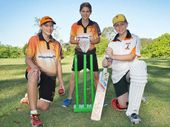 THREE young Ipswich cricketers are advancing in the sport they love after being selected for a number of representative sides.