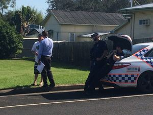 Police investigate Bundamba break and enter