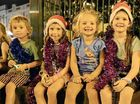 FESTIVE spirit was at magical levels in East St on Saturday night as the second annual CBD Christmas Fair got underway.