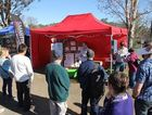 Crowds at the Queensland Outdoor and Adventure Expo