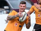 After sitting through an agonisingly tense grand final loss, tough Brisbane prop Josh McGuire has no plans to push his comeback from a ruptured Achilles.