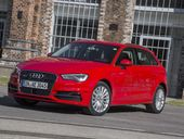Costing more than the hot Audi S3, the A3 Sportback e-tron is no cheapie, but this hybrid is appealingly green once you get over the initial purchase price