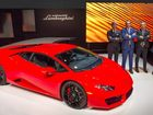 Two-wheel-drive Lamborghini Huracan is lighter and cheaper