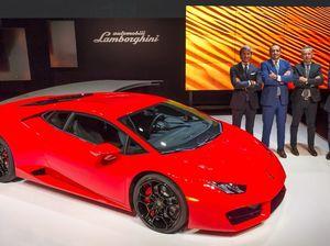 Two-wheel-drive Lamborghini Huracan is lighter and cheaper