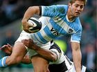 Argentina's rise as a world power in the game is continuing rapidly after it spoiled the party for a Barbarians side coached by Wallabies mentor Michael Cheika.