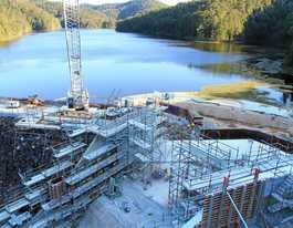 Dam wall worries Guardians