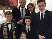 VICTORIA and David Beckham insist they don't spoil their children.