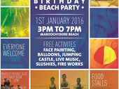Maroochydore SLSC Centenary Birthday Beach Party