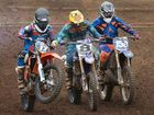 MOUNTAIN Man Motocross made a great impression in its return to the sporting calendar.