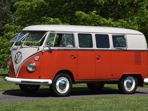 The VW Kombis for millionaires