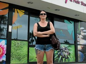 STORE manager Sherrie Rachley forced to leave town for work, as there is not any work left.