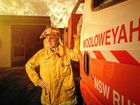 Wooloweyah fire captain Mark Evans talks about his experience with the Rural Fire Brigade and the upcoming summer season.