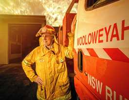 Long hot summer for Rural Fire Service