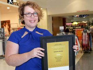 Shopping centre awarded for Cyclone Marcia efforts