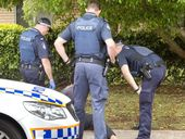 <strong>UPDATE: </strong>A neighbour has told of chilling screams from inside a Toowoomba home where a woman was being threatened by her partner.