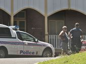 <strong>UPDATE: </strong>An extensive manhunt was launched around Toowoomba as police zeroed in on a man with possible links to recent shootings in the city.