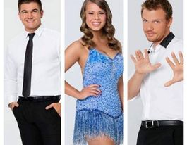Bindi Irwin takes out top spot on Dancing with the Stars