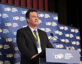 Toowoomba man named state LNP president