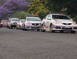Neighbours save pregnant woman from armed man