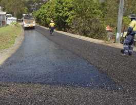 $100,000 road upgrade program across region is underway