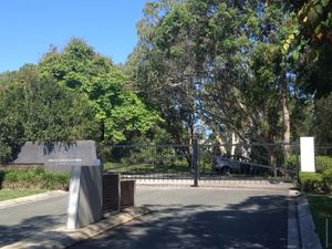 Part-owners at Palmer Coolum Resort say the security code to their entrance gate, which is shared by residents at a nearby development, has been changed.