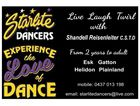 Starlite Dancers Gatton Studio are hosting their end of year concert on Saturday 12 December at the Gatton Shire Hall.