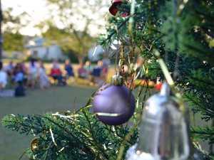There was plenty of colour at the Blackbutt Christmas carols on Sunday. Photo Troy Kippen / South Burnett Times
