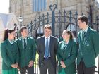 Inspirational Cathedral College teacher bids fond farewell