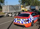 Police put truckies hauling rubble in Sydney on notice