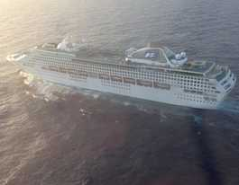Cruise ship Sea Princess in emergency evacuation drama