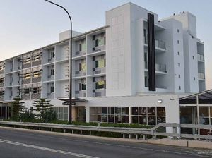 STRONG INTEREST: The Best Western Hotel Plus Oceanside Kawana Hotel was officially unveiled last night.