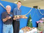 """KEEPING """"out of mischief"""" for David """"Davo"""" Wilson at the Noosa Men's Shed will mean a world of difference this Christmas for some needy Noosa kids."""