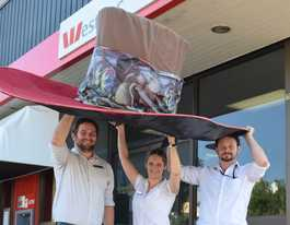 Warwick Westpac staff raising money for drought relief