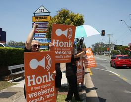 Workers want pledge