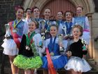THE magical feeling of flying though the air while dancing on stage is one of Toowoomba dance teacher Jameille Eugarde's most special memories.