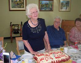 Biloela resident turns 102
